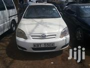 Toyota Allex 2005 White | Cars for sale in Kiambu, Witeithie