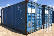 20fts Container Blue For Sale | Manufacturing Equipment for sale in Nairobi, Pangani