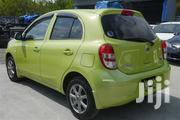 Nissan March 2012 Yellow | Cars for sale in Nairobi, Karen