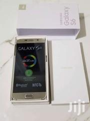 Gold Platinum Samsung S6 Plain Boxed With All Accessories | Mobile Phones for sale in Nairobi, Nairobi Central
