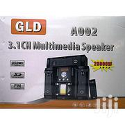 GLD A002 3.1CH Multimedia Speaker Systems | Audio & Music Equipment for sale in Uasin Gishu, Langas