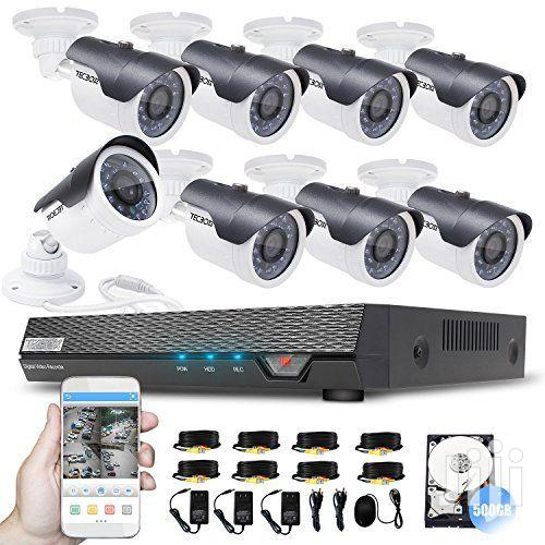 Mike Wong CCTV System