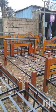 Wood And Metal Beds   Furniture for sale in Uasin Gishu, Racecourse