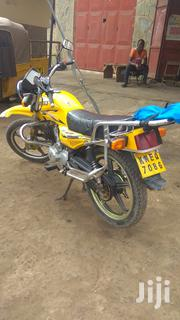 Haojue HJ125-11A 2019 Yellow | Motorcycles & Scooters for sale in Kilifi, Bamba