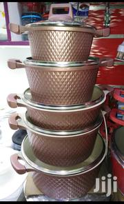 10pcs Granite Coated Nonstick Cooking Pots | Kitchen & Dining for sale in Nairobi, Nairobi Central