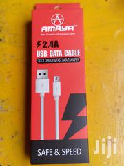 USB Data Cable | Accessories for Mobile Phones & Tablets for sale in Kiambu, Township E