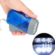 Hand Crank Traveling Torch Light Battery-free | Safety Equipment for sale in Mombasa, Mji Wa Kale/Makadara