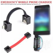 Portable Magnetic 2 AA Battery Powered Smallest Micro USB Emergency | Accessories for Mobile Phones & Tablets for sale in Mombasa, Mji Wa Kale/Makadara