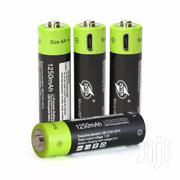 1.5V 1250mah Battery 2/4 Pcs USB Quick Charging Rechargeable Lithium | Cameras, Video Cameras & Accessories for sale in Mombasa, Mji Wa Kale/Makadara