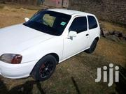Toyota Starlet 1998 White   Cars for sale in Nyandarua, Engineer
