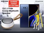 Special Offer Purchase Samsungnote 9 Get A Free Wireless Speaker Scoop | Mobile Phones for sale in Mombasa, Mji Wa Kale/Makadara