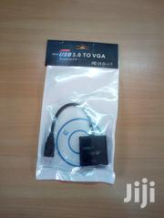 USB 3.0 to VGA Converter Adapter | Computer Accessories  for sale in Nairobi, Nairobi Central