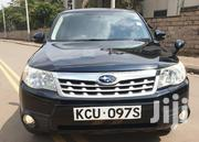 Subaru Forester 2011 2.0D X Black | Cars for sale in Nairobi, Nairobi West