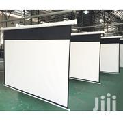 Manual Wall Mount Screen 70 X 70 | TV & DVD Equipment for sale in Nairobi, Nairobi Central