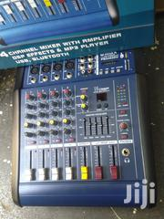 Powered Mixer 4 Channel/Amplifier | Audio & Music Equipment for sale in Nairobi, Nairobi Central