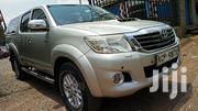Toyota Hilux 2012 Silver   Cars for sale in Nairobi, Ngara