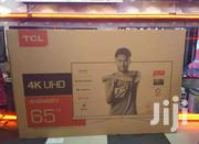 TCL 65 Inch Premium QUHD Smart Android TV 65C6US   TV & DVD Equipment for sale in Nairobi, Nairobi Central