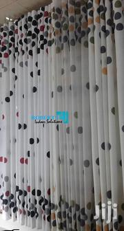 Polka Dot Curtain And A Matching Sheer | Home Accessories for sale in Nairobi, Nairobi Central