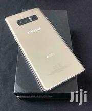 New Samsung Galaxy Note 8 64 GB Gold   Mobile Phones for sale in Nairobi, Nairobi West