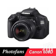 Canon 600D Rebel T3i Dslr Digital Camera With 18 55mm Lens 18MP | Cameras, Video Cameras & Accessories for sale in Mombasa, Mji Wa Kale/Makadara