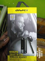 Awei A835BL Car Wireless Bluetooth Headphone 2-in-1 Car Bluetooth Earp | Accessories for Mobile Phones & Tablets for sale in Nairobi, Nairobi Central