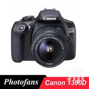 Canon 1300D / Rebel T6 DSLR Camera With 18-55mm Lens -18MP -1080p | Cameras, Video Cameras & Accessories for sale in Mombasa, Mji Wa Kale/Makadara