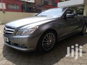 Mercedes Benz E250 2012 Silver | Cars for sale in Mombasa, Changamwe
