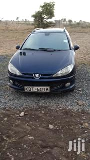 Peugeot 206 2006 SW 1.6 110 Tendance Blue | Cars for sale in Machakos, Athi River