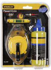 POWERWINDER CHALK LINE KIT | Manufacturing Materials & Tools for sale in Nairobi, Viwandani (Makadara)