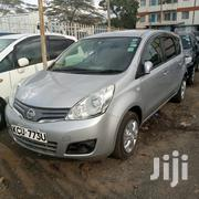 New Nissan Note 2012 1.4 Silver | Cars for sale in Nairobi, Kasarani
