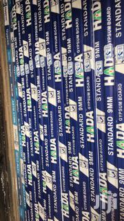 Hada Gypsum Board 9mm | Building Materials for sale in Nairobi, Ngara
