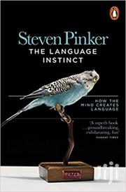 The Language Instinct-steven Pinker | Books & Games for sale in Nairobi, Nairobi Central