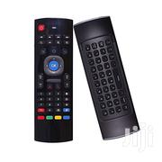T3 2.4G Fly Air Mouse Mini Keyboard IR Learning Remote Control   TV & DVD Equipment for sale in Nairobi, Nairobi Central