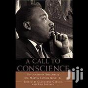 A Call To Conscience -clayborne Carson | Books & Games for sale in Nairobi, Nairobi Central
