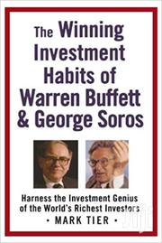 The Winning Investment Habits Of Warren Buffett And George Soros | Books & Games for sale in Nairobi, Nairobi Central