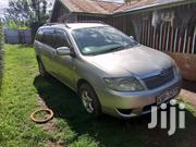 Toyota Fielder 2004 Silver | Cars for sale in Nairobi, Airbase
