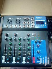 Yamaha 4 Channel Plain Mixer | Musical Instruments for sale in Nairobi, Nairobi Central