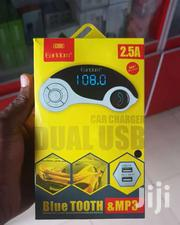 Earldom DUAL CAR CHARGER FM TRANSMITTER BLUETOOTH MODULATOR ET-M8 | Vehicle Parts & Accessories for sale in Nairobi, Nairobi Central