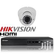 Hikvision One Channel Hikvision CCTV Camera Kit   Cameras, Video Cameras & Accessories for sale in Nairobi, Nairobi Central