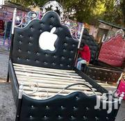 5x6 Leather Bed Derivered | Furniture for sale in Mombasa, Bamburi