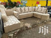 Stylish Modern Quality Ready Made Corner Seat Together With Divan | Furniture for sale in Nairobi, Ngara