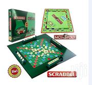 2 In 1 Scrabble & Monopoly Board | Books & Games for sale in Nairobi, Nairobi Central