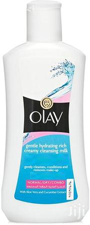 Olay Gentle Hydrating Cleansing Milk (Normal/Dry/Combo)200ml | Skin Care for sale in Nairobi, Ngara