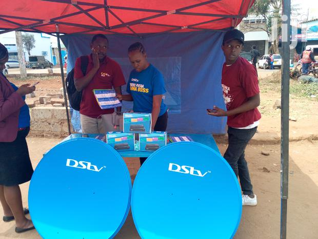 Dstv Full Kit Plus One Months Free Subscribtion