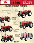 Massey Ferguson Quality Tractors New Stock Locally Assembled | Heavy Equipments for sale in Karen, Nairobi, Nigeria