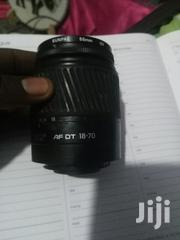 Sony Lens 18-70mm(A Mount)   Accessories & Supplies for Electronics for sale in Nairobi, Nairobi Central