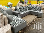 Corner Seat Together With A Divan | Furniture for sale in Nairobi, Ngara