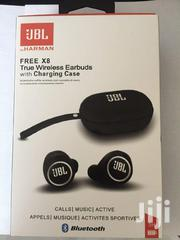 Original JBL Free X8 Bluetooth True Wireless Earbuds + Charging Case | Audio & Music Equipment for sale in Nairobi, Landimawe
