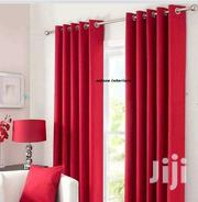 Elegant Curtains Red | Home Accessories for sale in Nairobi, Kasarani