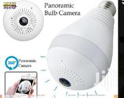 CCTV Bulb Camera 360 Panoramic Wifi | Cameras, Video Cameras & Accessories for sale in Nairobi, Nairobi Central